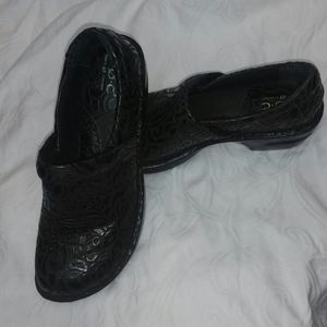 BOC Leather Crocks